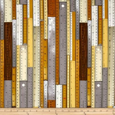 6 Foot Twin Weighted Blanket by Lifetime Sensory Solutions, Custom Made Weighted Sensory Blanket for Teens and Adults (16 lb for 110 lb user, Rulers) by Lifetime Sensory Solutions