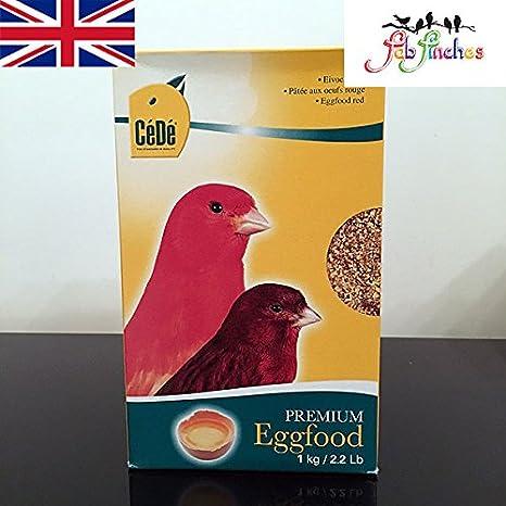 Cede rojo Premium Canarias huevo alimentos los alimentos ...