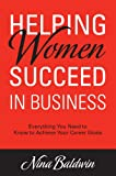img - for Helping Women Succeed in Business book / textbook / text book