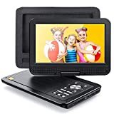 "APEMAN 12.5"" Portable DVD Player for Car/Kids"