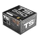 XFX TS 550W 80-Plus Gold Easy Rail Plus Power Supply ATX 550 Energy Star Certified Power Supply P1-550G-TS3X