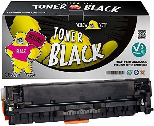 Yellow Yeti 4 Stück 304 A 718 Kompatibel Toner Patronen Für Gebrauch Mit Hp Colour Laserjet Cp2020 Canon I Sensys 7200cdn 100 Geld Zurück Garantie Und 3 Jahre Garantie 1 Pack Black 1 Black Bürobedarf
