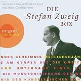 Die Stefan Zweig Box (Brennendes Geheimnis / Meistererzählungen / Essays)