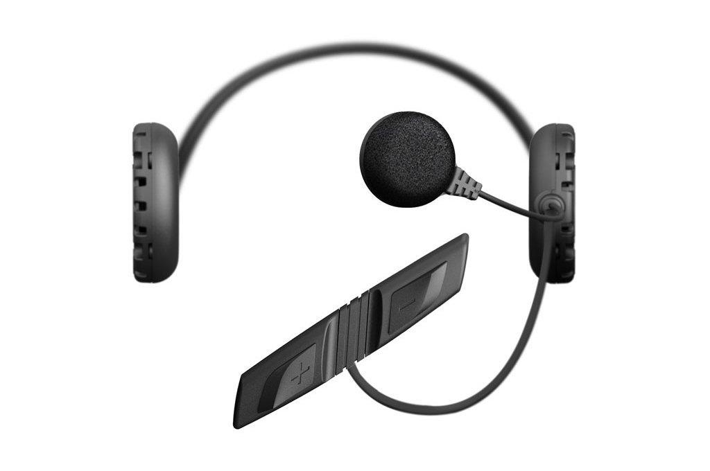 Sena 3S Bluetooth Headset and Intercom Wired Boom Microphone Kit (3S-WB)