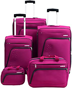 American Tourister Glider Luggage Set
