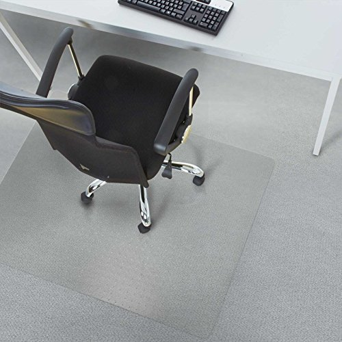 Office Marshal® Polycarbonate Chair Mat for Carpet Floors,