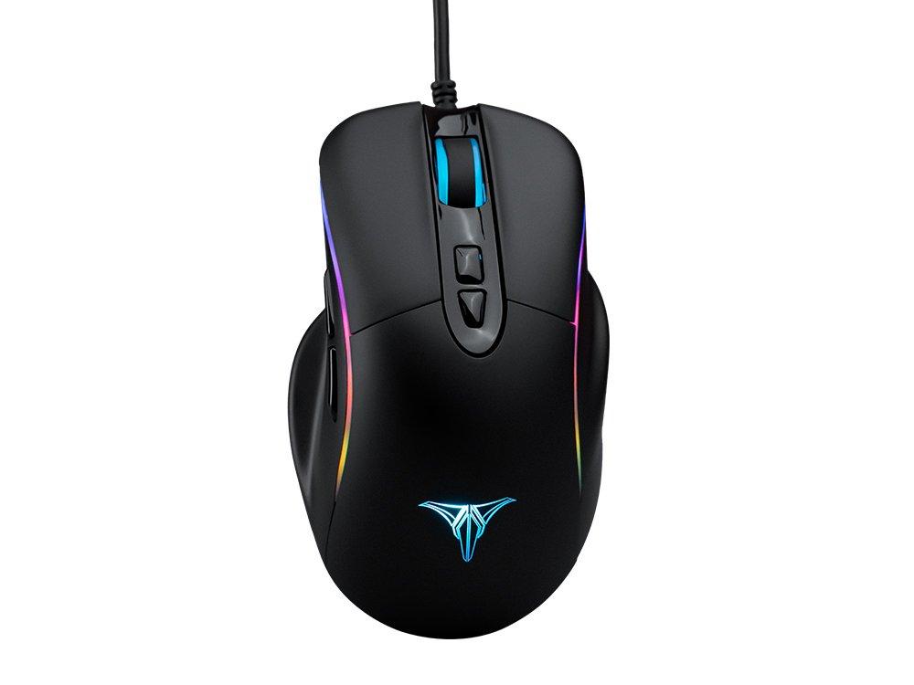 Mouse Gamer : ZD Talentech Ember Plus [10000 DPI] Ergonomico