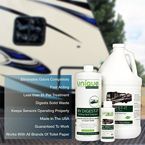 The 10 Best RV Toilet Chemicals for Breaking Down Waste 19
