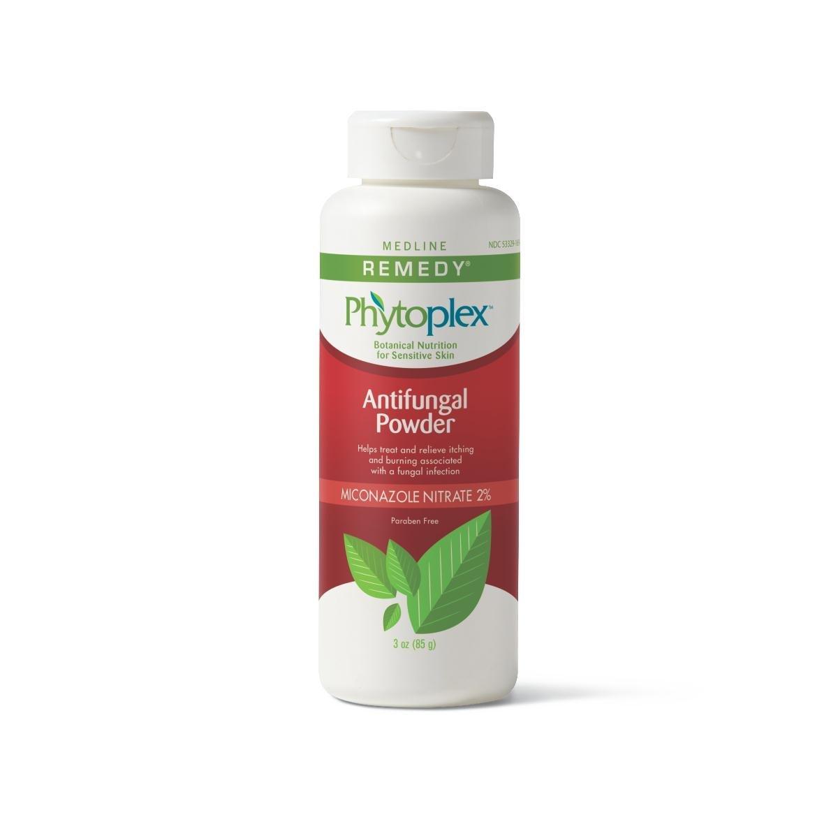 MSC092603 - Remedy Antifungal Powder,White