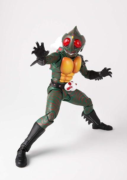 Shinkocchou Seihou Masked Kamen Rider Amazon USA New Bandai S.H Figuarts