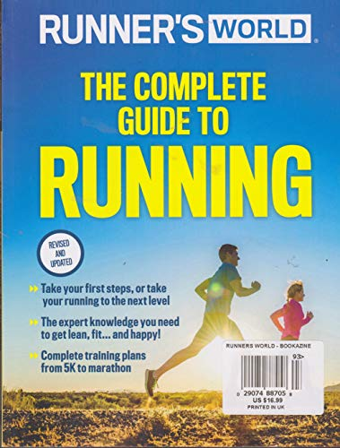Expert choice for runners world complete guide to running