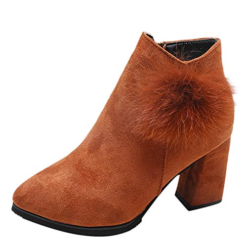 Woods Tiger Ladies Watch (HYIRI Originals Short Boots,Women's Ladies Fashion High Heel Pointed Toe Ankle Shoes)