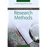 A Gentle Guide to Research Methods