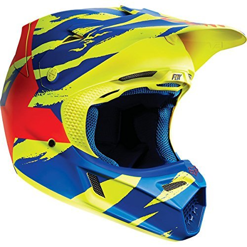 205 Fox Racing V3 Marz Helmet (M)