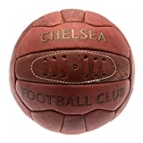 Chelsea FC Official Football Gift Retro Heritage Football - A Great Christmas / Birthday Gift Idea For Men And Boys by Official Chelsea FC Gifts