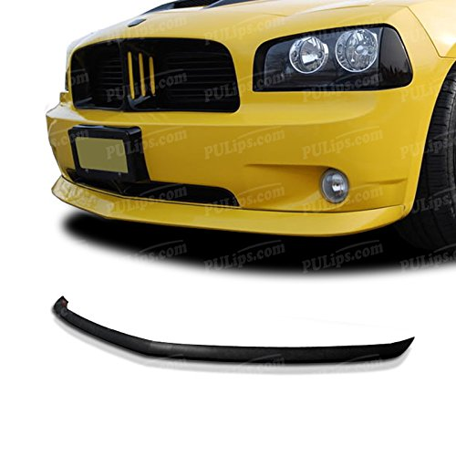 PULips(DGCG06OEFAD) Dayton Style Front Chin Spoiler For Dodge Charger 2006-2010