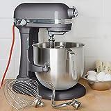 kitchen aid 8qt mixer - KITCHENAID KSM8990DP 8 QUART COMMERCIAL COUNTERTOP MIXER