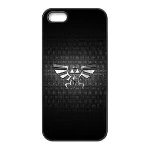 iPhone 5, 5S Phone Case Black The Legend of Zelda DY7717479