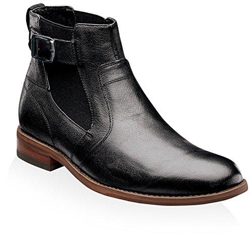 Florsheim Boot Buckle Boot Black Buckle Florsheim Rockit Buckle Mens Mens Black Rockit Rockit Florsheim Mens qw8SnzZF