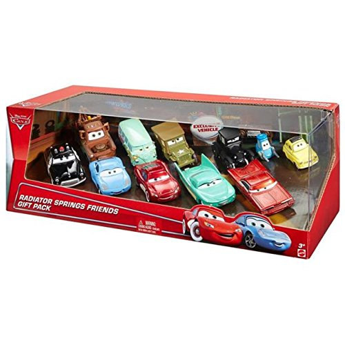 cars gift pack - 7