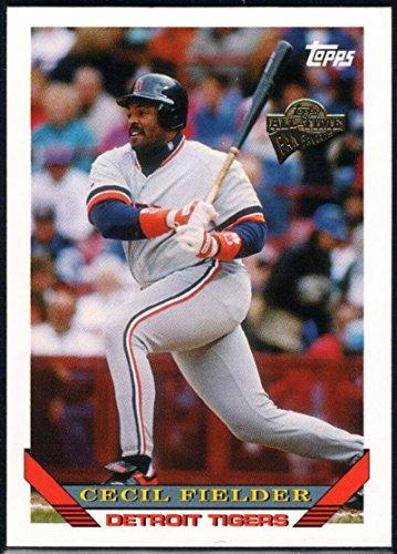 Cecil Fielder Tigers - Baseball MLB 2004 Topps All-Time Fan Favorites #82 Cecil Fielder NM-MT Tigers