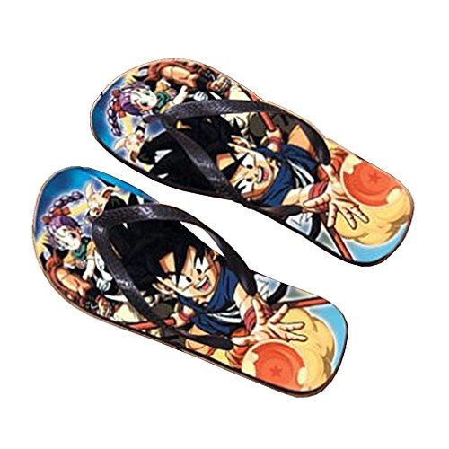 Dragon 908 Flip Unisex Ball Bromeo Flops Anime Chanclas wfqzg4