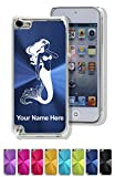 Case for iPod Touch 5th/6th Gen - Mermaid - Personalized Engraving Included