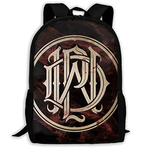 School Backpack Set School Bag Boys&Girls Bookbag Travel Daypack-Parkway Drive