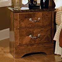 San Miguel Standard 2 Drawer Nightstand