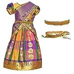 Amirtha Fashion Girls Traditional Lehenga...
