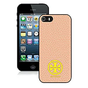 New DIY Custom Design Cover Case For iPhone 5S Generation Tory Burch 67 Black Phone Case