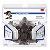 3M Paint Project Respirator, Medium, 4 per Case