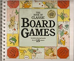 The Book of Classic Board Games: Sid. SACKSON: 9780932592941: Amazon ...