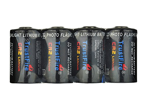 SyndeRay CR2 Ultra Lithium Photo 3V Battery-4 Pack
