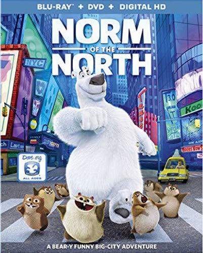 Margarita Rocks Halloween (Norm Of The North [Blu-ray + DVD + Digital)