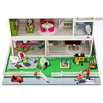 Amazon.com: Melody Jane casa de muñecas Lundby moderno Papá ...