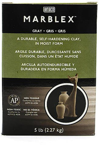Marblex Self Hardening Clay - 6