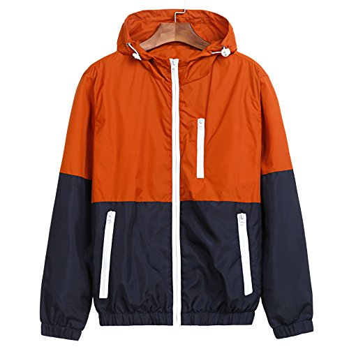 Zip Front Wind Jacket - 5