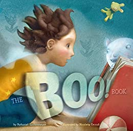 Boo! Book by [Lachenmeyer, Nathaniel]