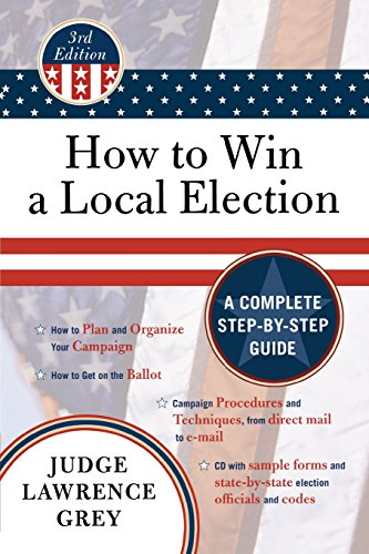 How to Win a Local Election (Its The End Of The World Greys)
