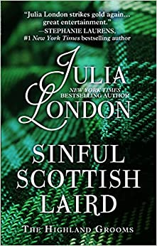 Sinful Scottish Laird (Highland Grooms)