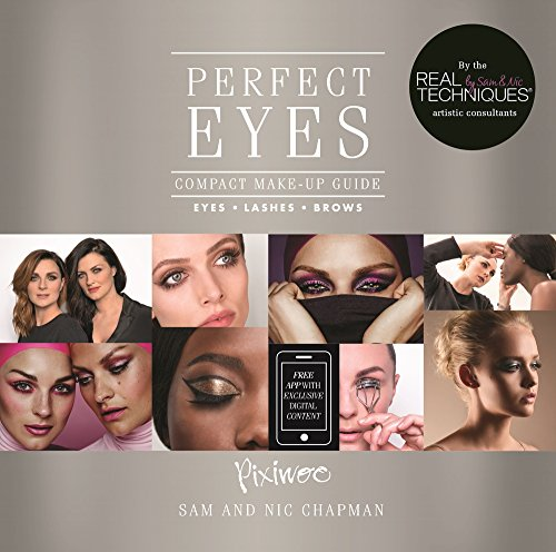 Perfect Eyes: Make Up, Skincare, Beauty (Pixiwoo Compact)