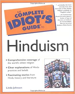 The Complete Idiot S Guide To Hinduism Johnsen Linda