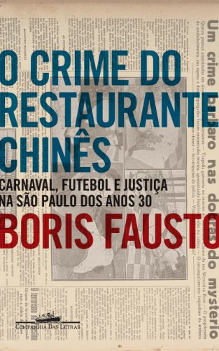 O crime do restaurante chinês