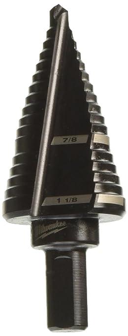 "Milwaukee 48-38-0020 1//8/"" x 64mm Hi-Speed Steel Cutter Bit"