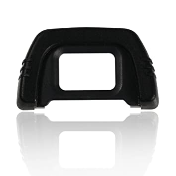 Foto&Tech Replacement Rubber DK-21 Eyecup for Nikon: Amazon