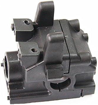 81057 Caja diferencial externa Coche RC Bazooka 1/8 HSP: Amazon.es: Juguetes y juegos