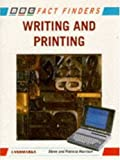 Writing and Printing, Steve Harrison and Patricia Harrison, 0563347872
