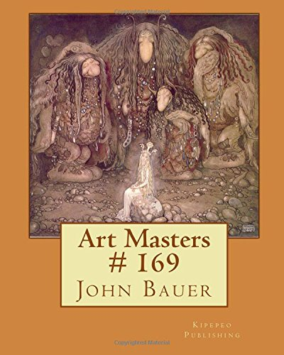 John Bauer (Art Masters)