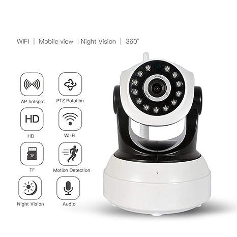 HS-ZM-02 Monitor de bebé, cámara de vigilancia WiFi remota ...